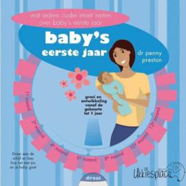 Baby's eerste Jaar Invulboek ( Dr. Penny Preston)