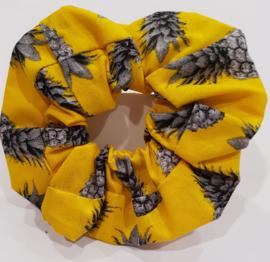 Nieuw  Haarelastiek/ Scrunchie Pineapple