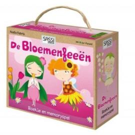 De Bloemenfeeen - Boekje en memoryspel