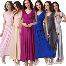 Nieuw lange ( party) jurk Mama Love