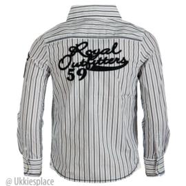 New S&D Le Chic Boys Stripe Shirt (110)