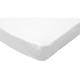Flannelette fitted sheet