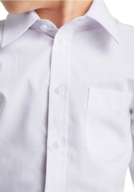 Overhemd lange mouw Wit
