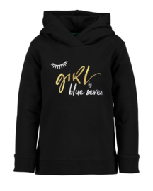 Blue Seven Hoody Girl By ....