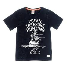 Sturdy Treasure hunter t-shirt antraciet