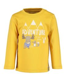 Blue Seven Longsleeve Adventure