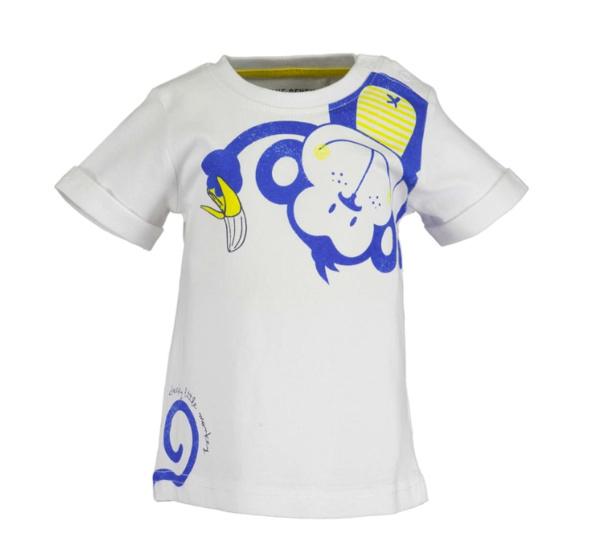 Blue Seven T-Shirt Monkey