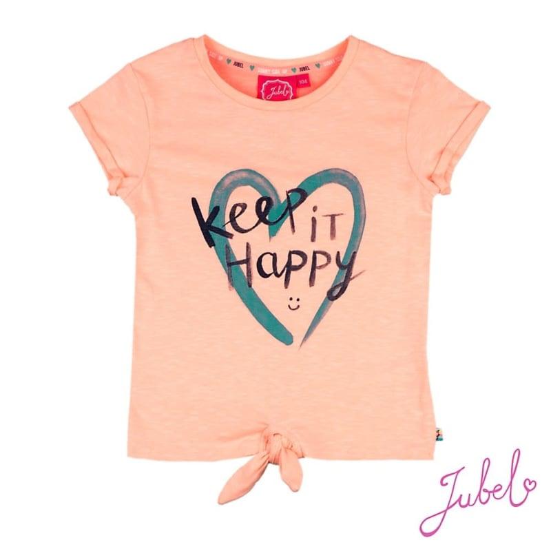 Jubel T-shirt Keep it Happy