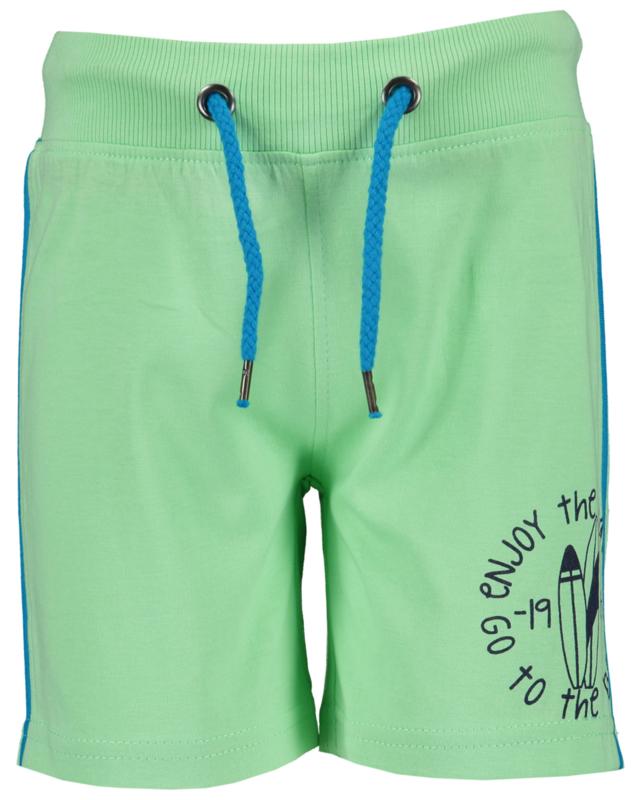 Blue Seven short Surf groen