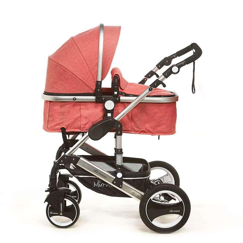 Bestel nu de losse kinderwagen Verona, Pisa of Capri  voor slechts €220,-