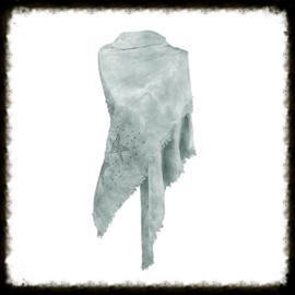 Sjaal Stars Studs Groen