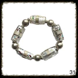 Kralen Armband Elastisch - 31