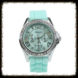 Horloge Ernest Stones Mint HE-04