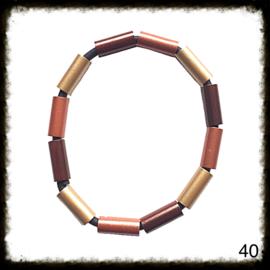 Kralen Armband Elastisch - 40