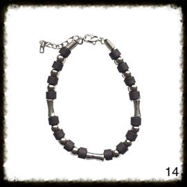Kralen Armband verstelbaar - 14