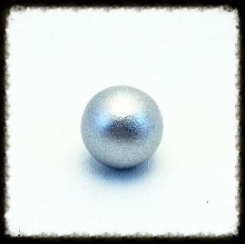 Klankbol zilver 16 mm