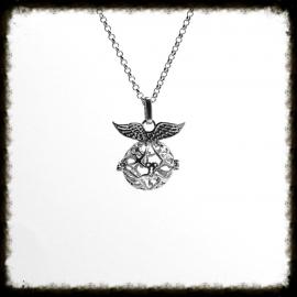 Engelenroeper Zilverkleurig - B