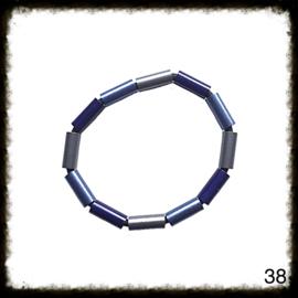 Kralen Armband Elastisch - 38