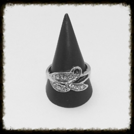 Metalen Ring - maat 20