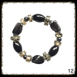 Kralen Armband Elastisch - 12
