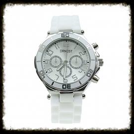 Horloge Ernest Plain Wit HE-15