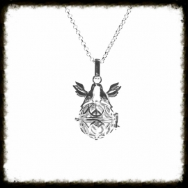 Engelenroeper Zilverkleurig - R