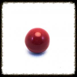Klankbol rood 16 mm