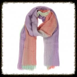Sjaal  Multi Tones KH-17