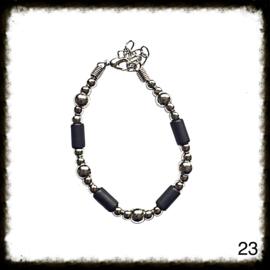 Kralen Armband verstelbaar - 23