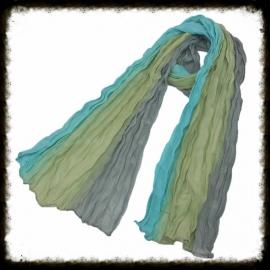 Viscose gradiënt twist sjaal TS-23