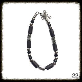 Kralen Armband verstelbaar - 22