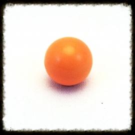 Klankbol oranje 16 mm
