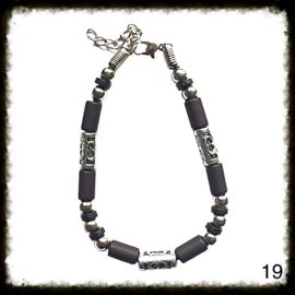 Kralen Armband verstelbaar - 19