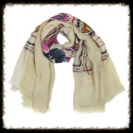 Sjaal  Aztec  KH-01