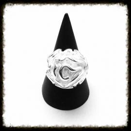 Zilveren Ring - maat 16,5 RZ-01