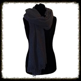 Sjaal Lilou Zwart