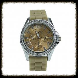 Horloge Ernest Stones Beige HE-05