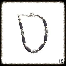 Kralen Armband verstelbaar - 18