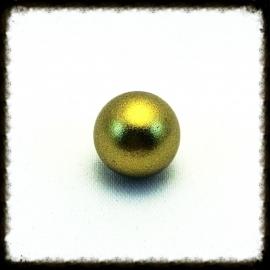 Klankbol goud 16 mm