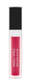 Malu Wilz True Matt Lip Fluid Vibrant Coral, Nr. 17