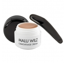 Malu Wilz Camouflage Cream Velvet Toffee Brown, Nr.05