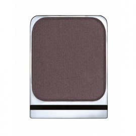 Malu Wilz Eye Shadow Brilliant Dark Chocolate, Nr.48
