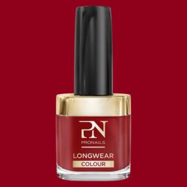 Pronails LongWear Nagellak Red Canape, Nr.77