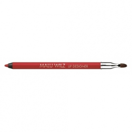 Malu Wilz lip designer Strawberry Red Pusher 38