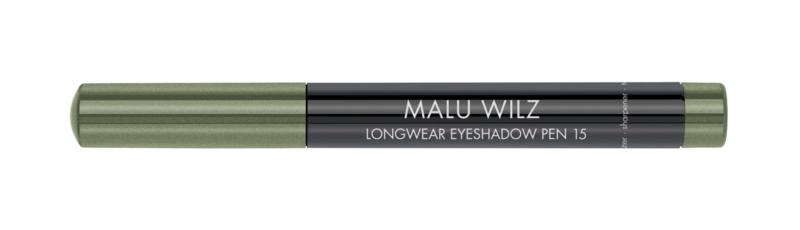 Malu Wilz Longwear Eye Shadow Pen Moss Green Nr.15