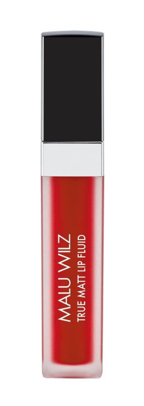 Malu Wilz True Matt Lip Fluid Red Perfection, Nr. 08