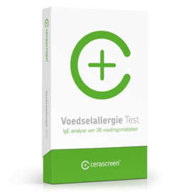 VOEDSELALLERGIE TEST (LABORATORIUM TEST)