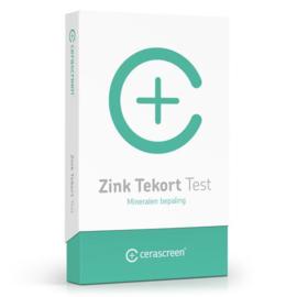 ZINK TEKORT TEST (LABORATORIUM TEST)