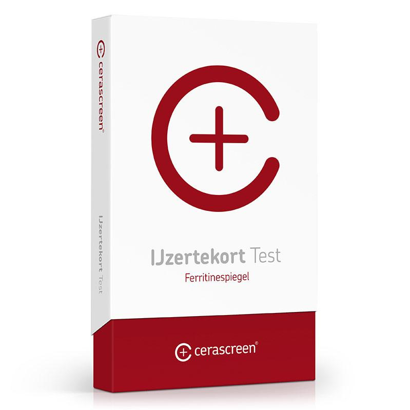 IJZERTEKORT TEST (LABORATORIUM TEST)