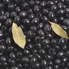 Olijven Zwart Naturel
